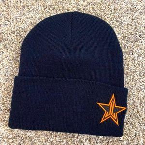 NWT Jeffree Star Halloween Mystery Box Beanie Hat
